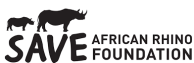 save african rhino foundation logo
