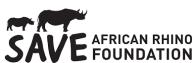 save african rhino foundation logo